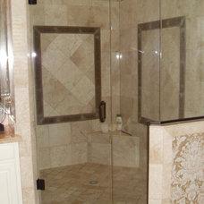 Bathroom by Delightful Designs by Ashley