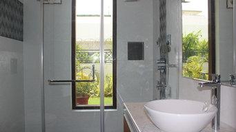 Bathroom Design at C Block shushant Lok