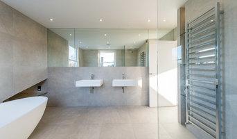 Bathroom design by Racton Properties London.