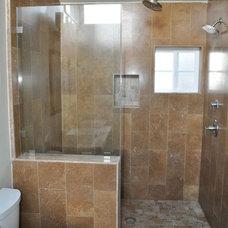 Contemporary Bathroom by Construction Owl