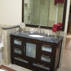 Bathroom by Quality Bath