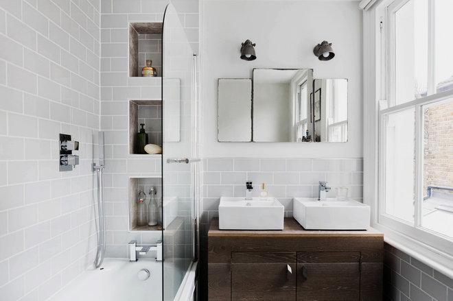 Bathroom by Homewings