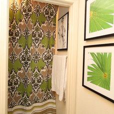Modern Bathroom by Robeson Design