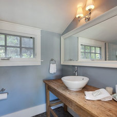 Contemporary Bathroom Bathroom Design Inspiration - Lafayette CA Homes Staged to Sell