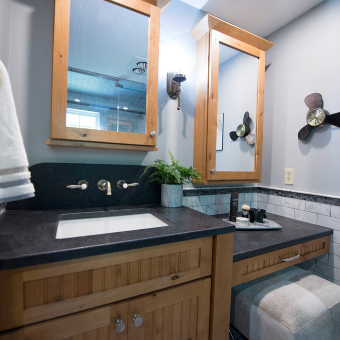 Craftsmen - Bathroom
