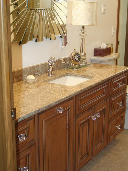 Cambria berkeley houzz for Patete kitchen bath design center reviews