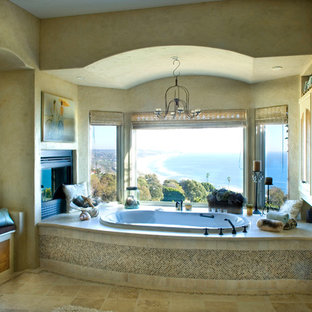 Inspiration for a bathroom remodel in Los Angeles