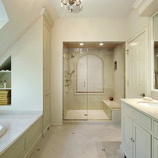 Contemporary Bathroom by OTM Designs & Remodeling Inc.