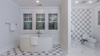 Bathroom Designs by Tiles Plus More