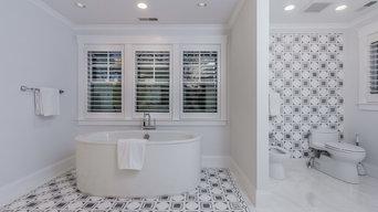 Bathroom Designs by Tiles Plus More