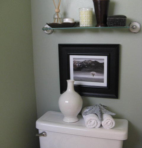 Staging Bathroom
