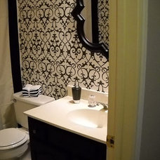 Traditional Bathroom Bathroom DIY