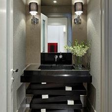 Contemporary Bathroom by Douglas Design Studio