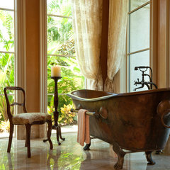 traditional bathroom by Douglas Design Studio