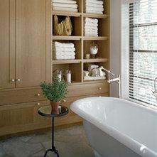 Modern Bathroom by Dufner Heighes Inc