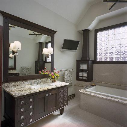 Contemporary Bathroom by Duncan's Bath & Kitchen Center