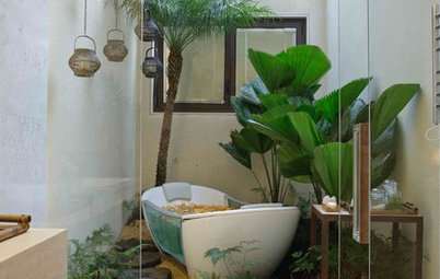 Showers That Bring the Outside In