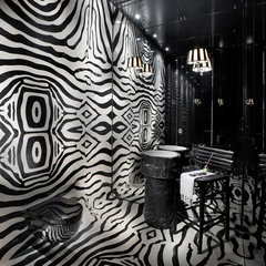 bathroom by Elad Gonen & Zeev Beech
