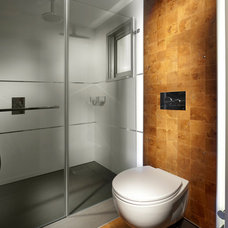 Modern Bathroom by Elad Gonen
