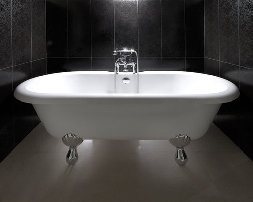 Contemporary Claw Foot Bathtub Idea In Other