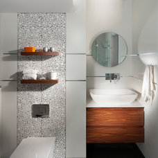 Contemporary Bathroom by Elad Gonen