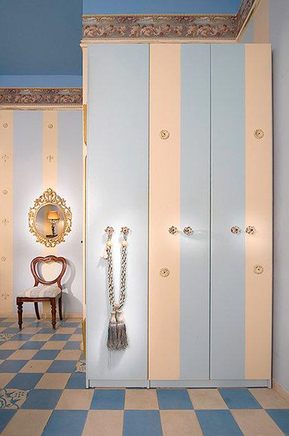 Eclectic Bathroom by Elad Gonen