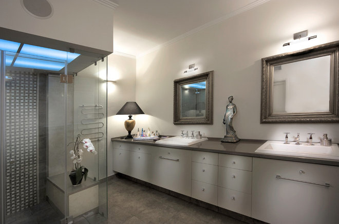 Bathroom Color Schemes Modern : Monochromatic color schemes a room with hue