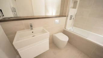 Bathroom, ensuite and cloakroom, N1