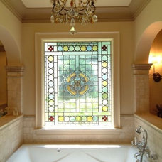 Traditional Bathroom by Erdreich Architecture, P.C.