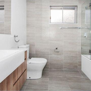Bathroom Feature wall tile