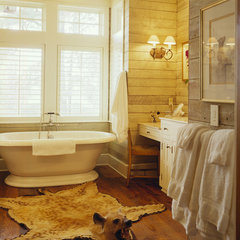 traditional bathroom by Frederick + Frederick Architects