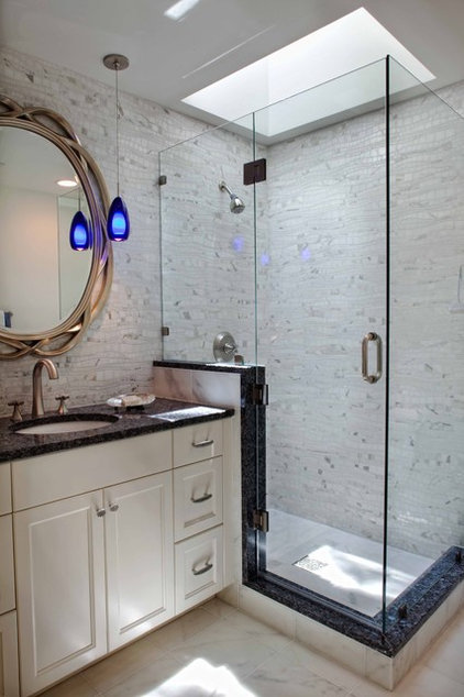Contemporary Bathroom by Frederick + Frederick Architects