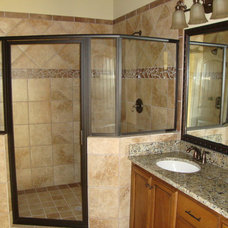 Traditional Bathroom by Michael's Homes, LLC