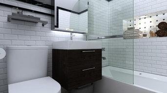 Bathroom Grand Concourse, Bronx