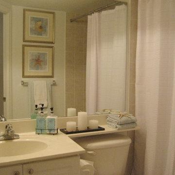 Bathroom-Graphic Townhouse