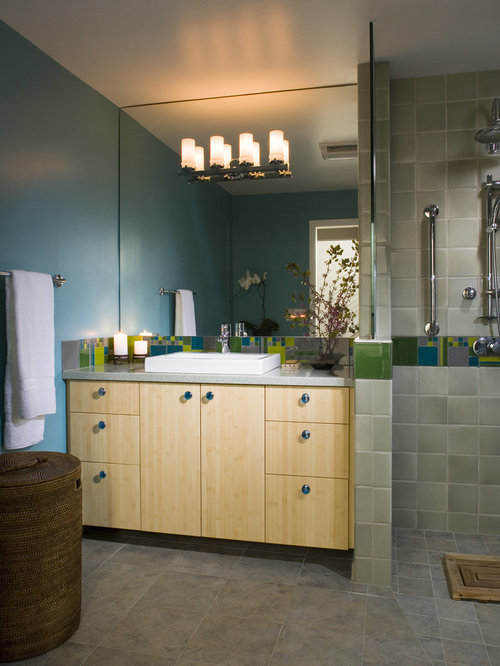 Small Bathroom Lighting Houzz