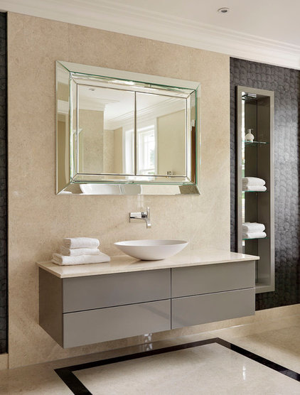 Contemporary Bathroom by Hobsons Choice