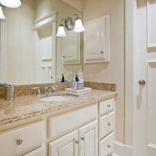 Traditional Bathroom by Holland Rogers Company, LLC