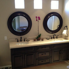 Traditional Bathroom by Home Remodeling by U.S. Developer & Property Inc.