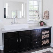 Contemporary Bathroom Bathroom Ideas