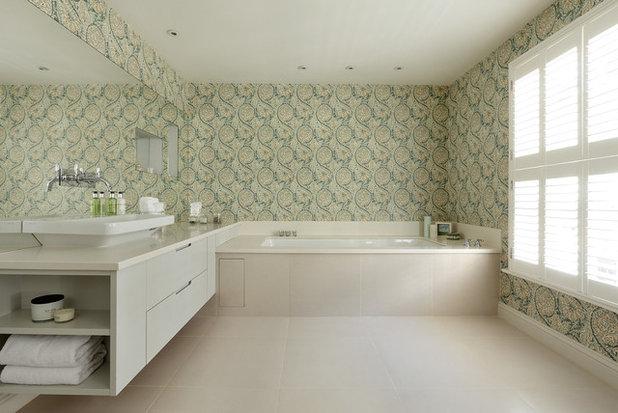 Contemporary Bathroom by European Heritage