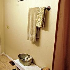 Eclectic Bathroom Bathroom