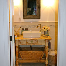 Bathroom by Kelley & Company Home
