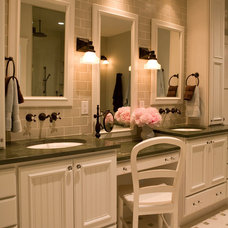 Traditional Bathroom Bathroom