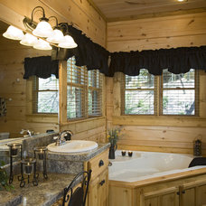 Traditional Bathroom by Sisson Dupont & Carder
