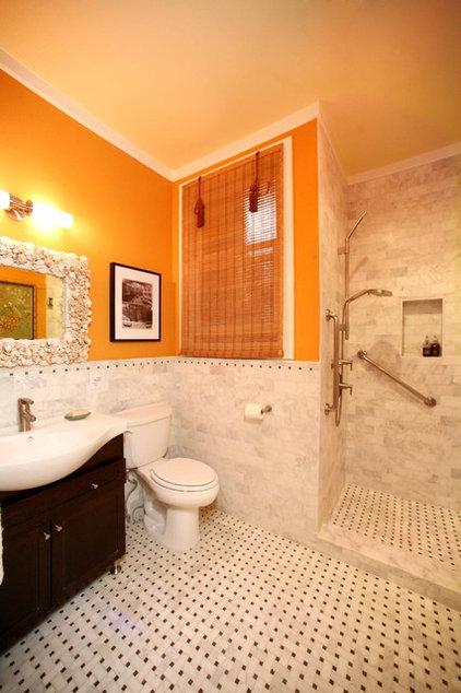 Traditional Bathroom by Adeeni Design Group