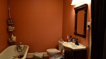 Bathroom in Bolivar