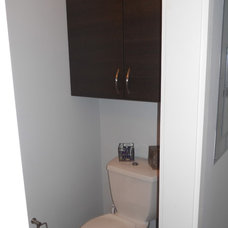 Contemporary Bathroom by More Space Place of Nashville