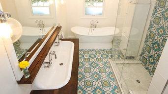 Bathroom in Malibu
