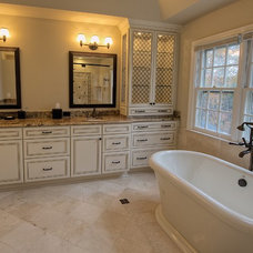 Traditional Bathroom by Oak Hill Building & Remodeling